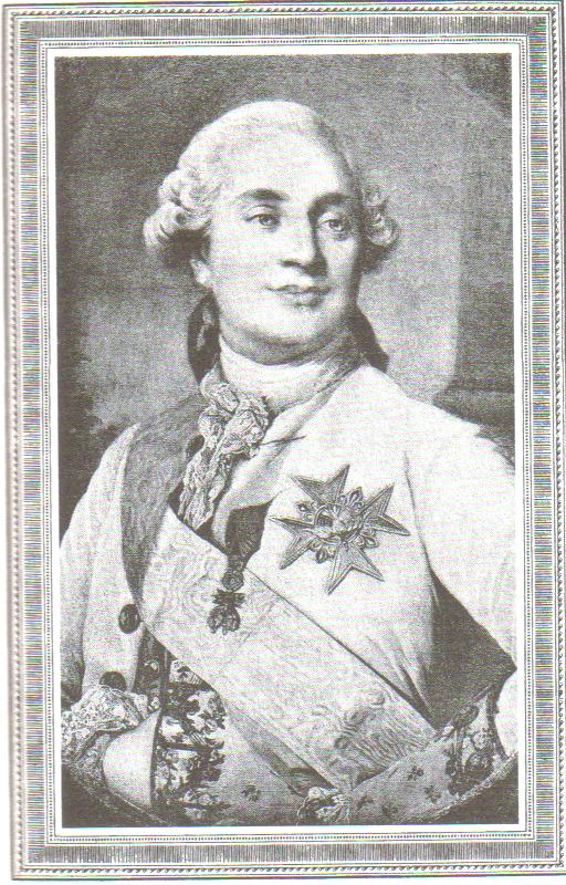 The youth of Louis XVI of France – part 9 « Splatter