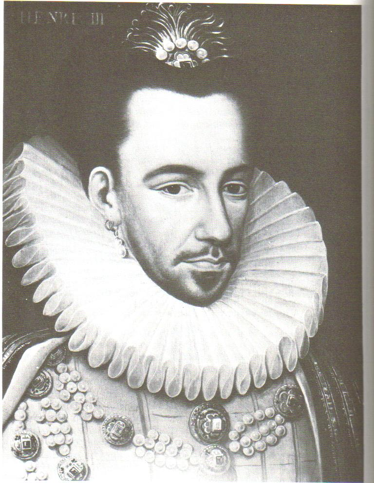 The strange passion of King Henri III of France - part 2 (2/4)