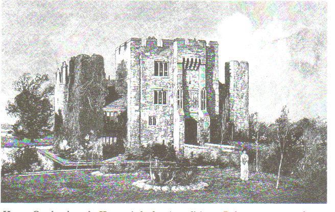Anne Boleyn's ghost (3/3)