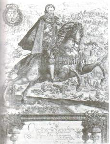 According to Sully, Henri IV met the Master of the Hunt in the Fontainebleau Forest.